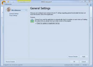 Enlarge EMCO UnLock  IT Screenshot