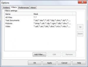 Enlarge Chameleon  Folder Screenshot