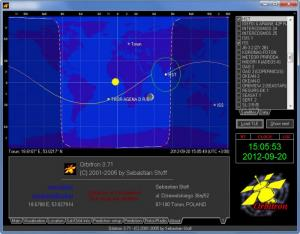 Enlarge Orbitron Screenshot