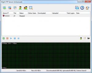 Enlarge Xlight FTP Server Screenshot