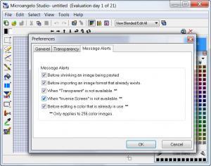 Enlarge Microangelo Toolset Screenshot