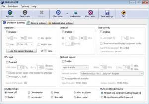 Enlarge AMP  WinOFF Screenshot