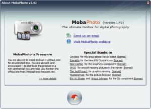 Enlarge MobaPhoto Screenshot