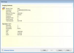 Enlarge Macrium Reflect Screenshot