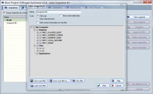 Enlarge SysTracer Screenshot