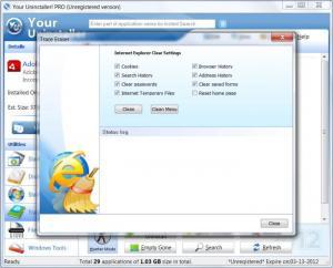 Enlarge Your Uninstaller! Screenshot