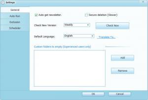 Enlarge Wise Disk  Cleaner Screenshot