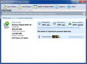 Enlarge Hard Drive  Inspector Screenshot