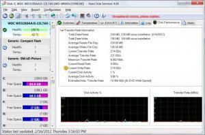 Enlarge Hard Disk  Sentinel Screenshot