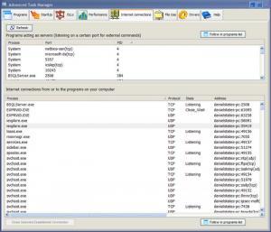 Enlarge Advanced Task  Manager Screenshot