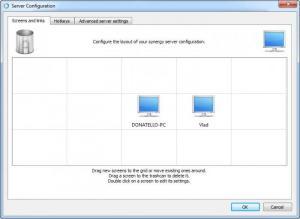 Enlarge Synergy Screenshot