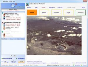 Enlarge Earth Alerts Screenshot