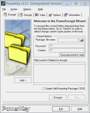 Enlarge PowerKey Screenshot