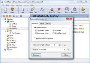 Enlarge VaultMate Screenshot