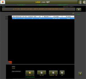 Enlarge USB Lock RP Screenshot