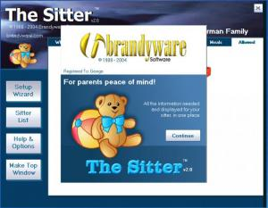 Enlarge The Sitter Screenshot