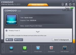 Enlarge Comodo Internet Security Screenshot