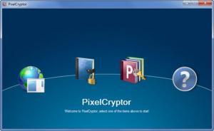 Enlarge PixelCryptor Screenshot