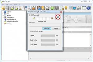 Enlarge PassLocker Screenshot