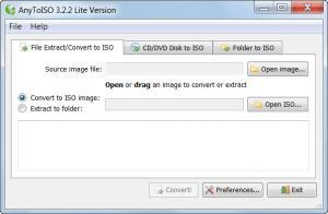 Enlarge AnyToISO Screenshot