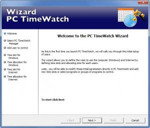 Enlarge PC  TimeWatch Screenshot