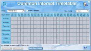 Enlarge CyberSieve Screenshot