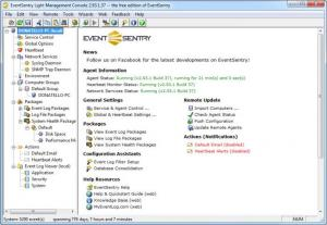 Enlarge EventSentry  Light Screenshot