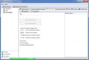 Enlarge Net Monitor for Employees Pro Screenshot