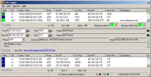 Enlarge Link Logger - Linksys Protocol Screenshot