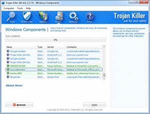 Enlarge Trojan  Killer Screenshot