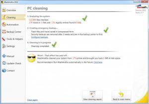 Enlarge  WashAndGo Screenshot