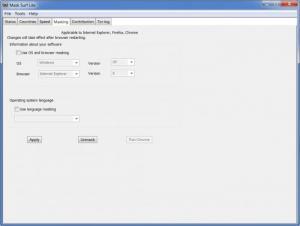 Enlarge Mask Surf Lite Screenshot