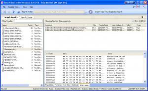 Enlarge Twin Files Finder Screenshot