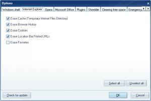 Enlarge AEVITA Tracks  Eraser Screenshot