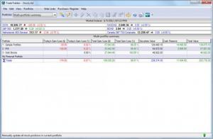 Enlarge TradeTrakker Screenshot