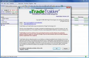 Enlarge TradeTrakker Screenshot