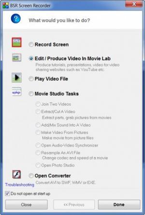 Enlarge BSR Screen Recorder Screenshot