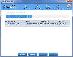 Enlarge DocSmartz Pro Screenshot