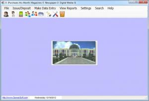 Enlarge Library Manager Screenshot