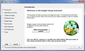 Enlarge Budget Screenshot