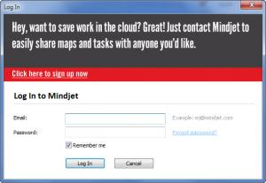 Enlarge Mindjet MindManager Screenshot