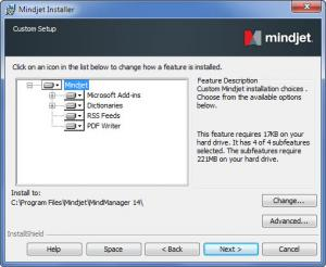 enlarge mindjet mindmanager screenshot - Mindjet Download Free