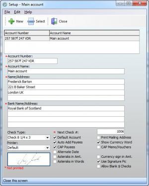 Enlarge Star Check  Writer Screenshot