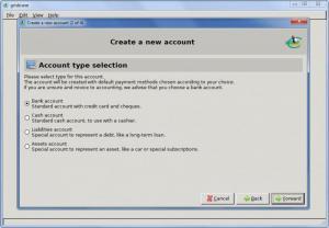 Enlarge Grisbi Screenshot
