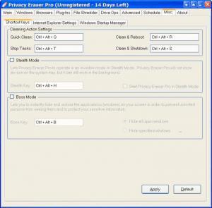 Enlarge Privacy Eraser Pro Screenshot