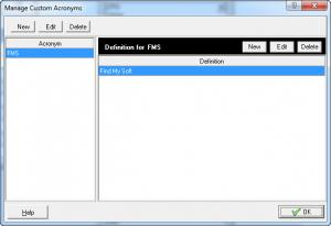 Enlarge Acrolexic Screenshot