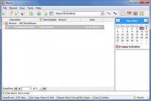 Enlarge Munia Screenshot