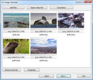 Enlarge Image Uploader Screenshot