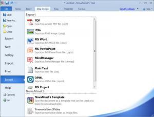 Enlarge NovaMind Screenshot