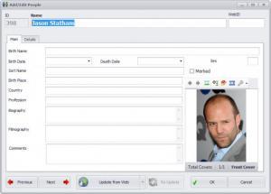 Enlarge eXtreme Movie  Manager Screenshot